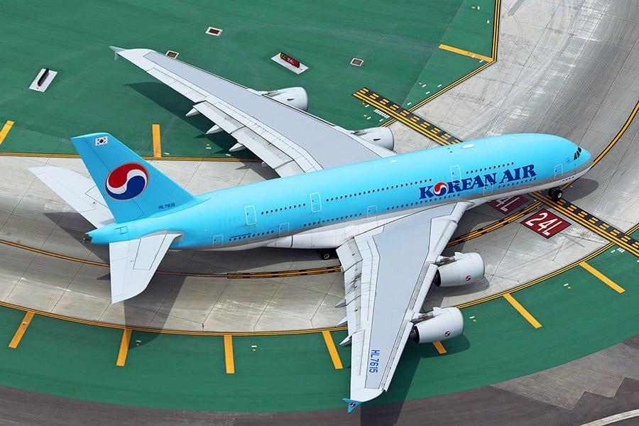 Korean Air cập nhật lịch bay thương mại Việt Nam - Hàn Quốc