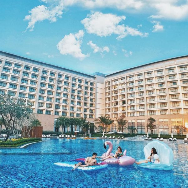 Tour ghép đi Phú Quốc 3 ngày 2 đêm tại khách sạn VINOASIS