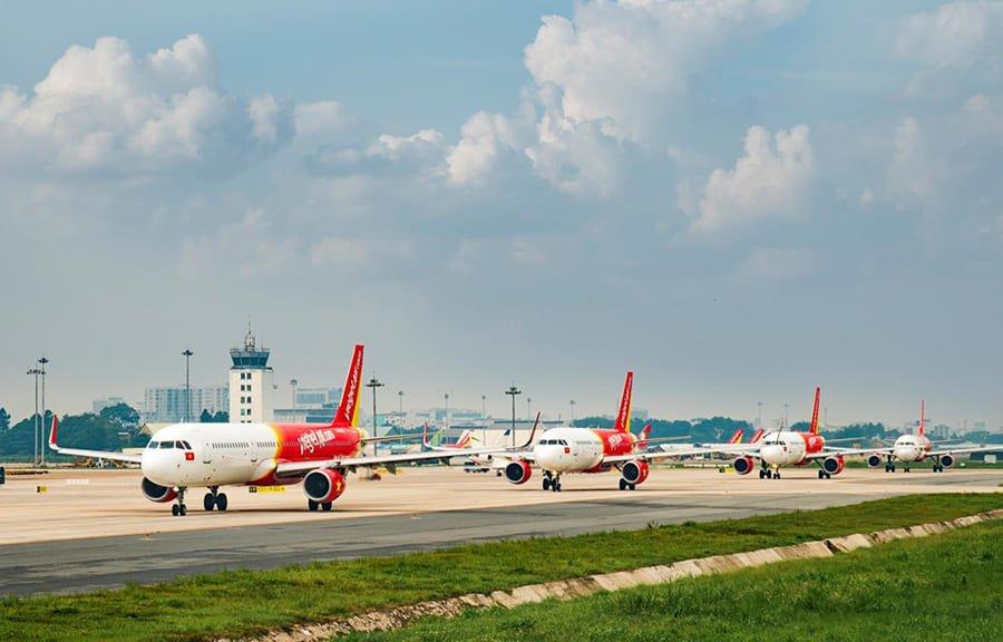 VietJet Air tăng tần suất vé Tết Nguyên Đán Tân Sửu 2021