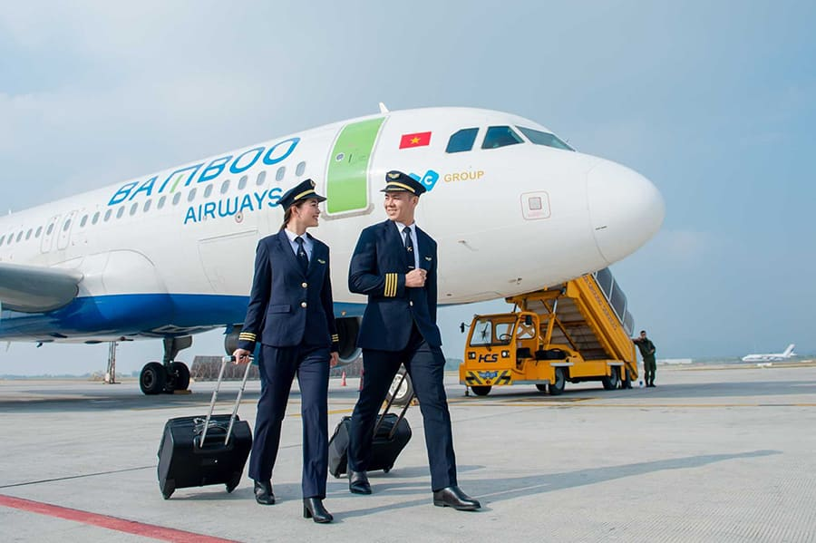 Bamboo Airways thông báo mở bán đường bay TP. HCM - Tuy Hòa