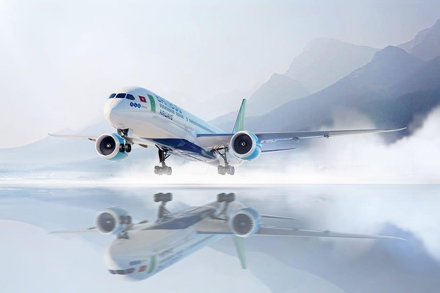 Bamboo Airways triển khai ưu đãi đường bay mới Sài Gòn - Rạch Giá