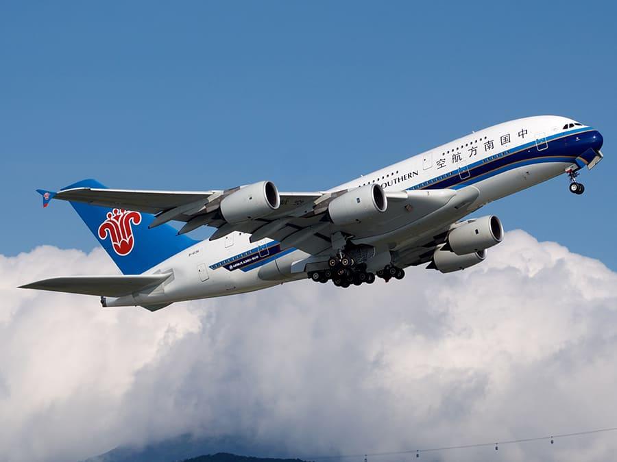 China Southern Airlines thông báo lịch bay mùa Đông 2020