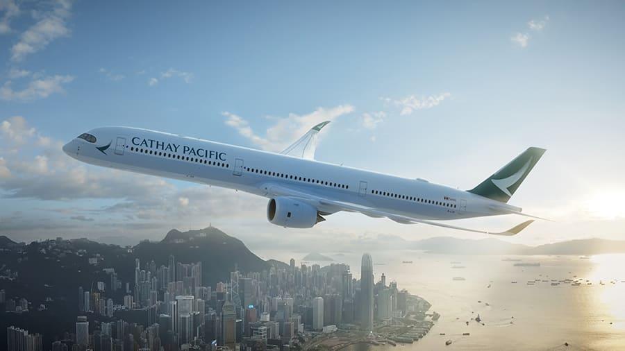 Cathay Pacific thông báo thay đổi tần suất bay tháng 01/2021