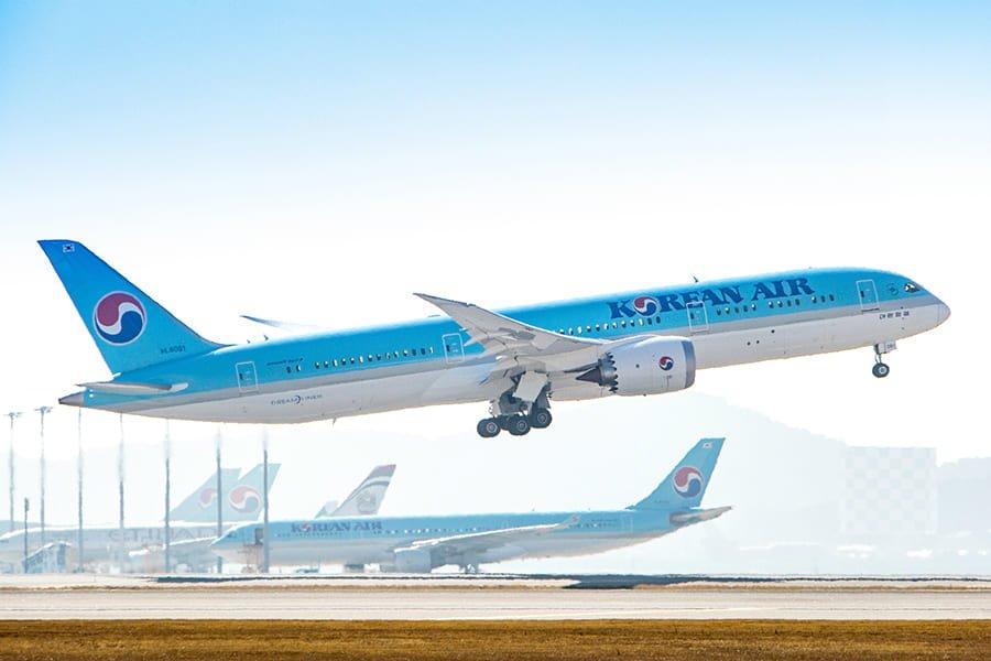 Korean Air thông báo cập nhật thông tin nhập cảnh Nhật Bản