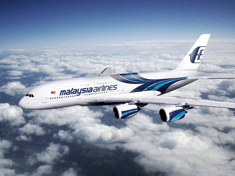 Malaysia Airlines cập nhật các chuyến bay Outbound trong 01/2021
