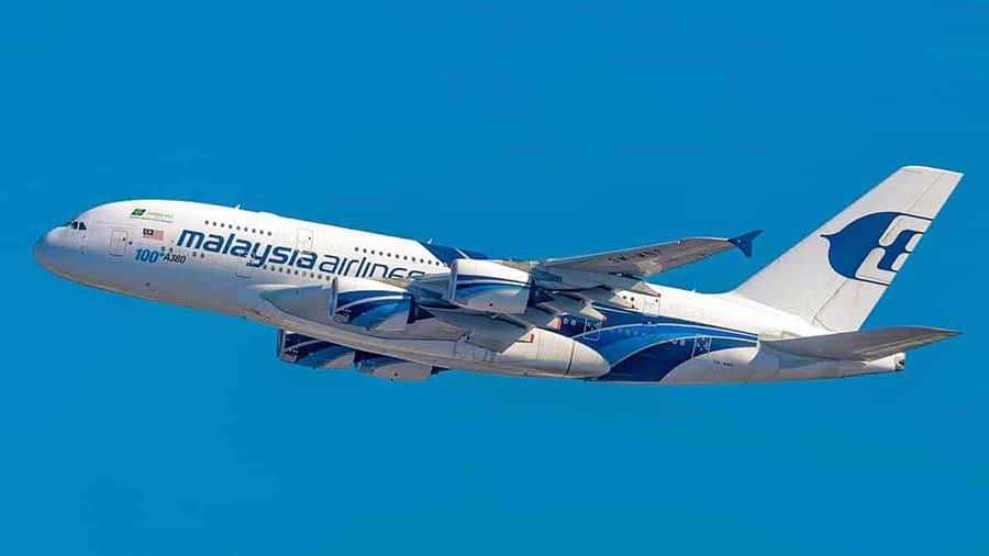 Malaysia Airlines cập nhật chuyến KUL - SGN tháng 01, 02 và 03/2021