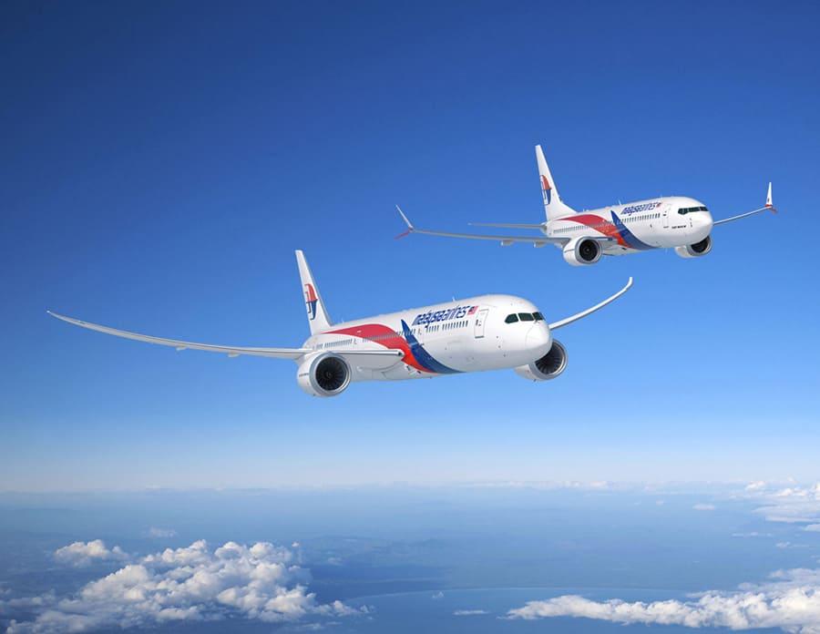 Malaysia Airlines thông báo lịch bay giữa VN và Malaysia tháng 01, 02 và 03/2021