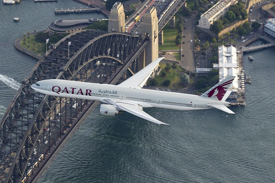 Qatar Airways cập nhật điểm đến mới - Seattle từ 29/01/2021