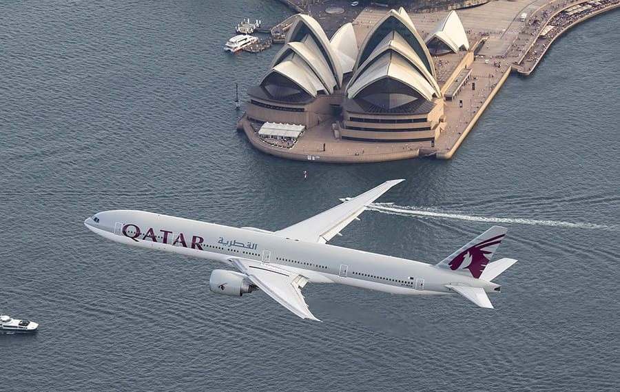Qatar Airways thông báo hợp tác giữa Qatar Airways và Air Canada