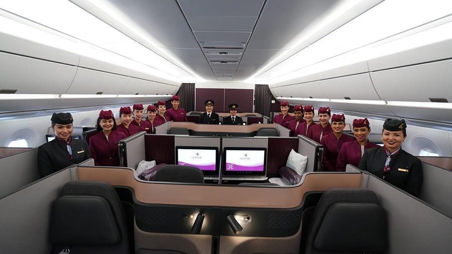 Qatar Airways thông báo khai thác trở lại điểm đến các nước GCC