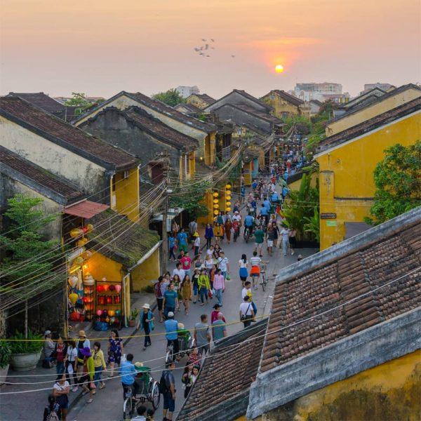 Tour ghép Đoàn Đà Nẵng - Sơn Trà - Bà Nà/Thần Tài - Cù Lao Chàm/Rừng Dừa Bảy Mẫu - Hội An 3N2Đ
