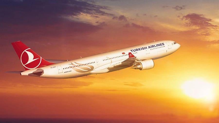 Turkish Airlines quy định xuất trình kết quả xét nghiệm PCR