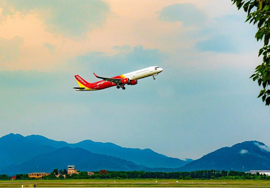 Vietjet Air khuyến mãi đồng giá trên toàn mạng bay nội địa