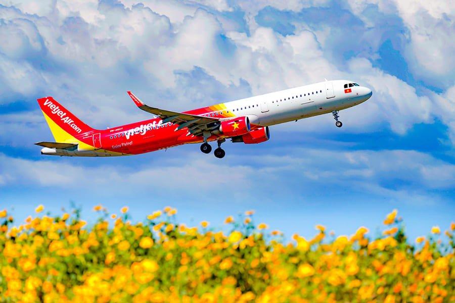 Vietjet Air khuyến mãi mừng năm mới Tân Sửu 2021 lên đến 30% giá vé