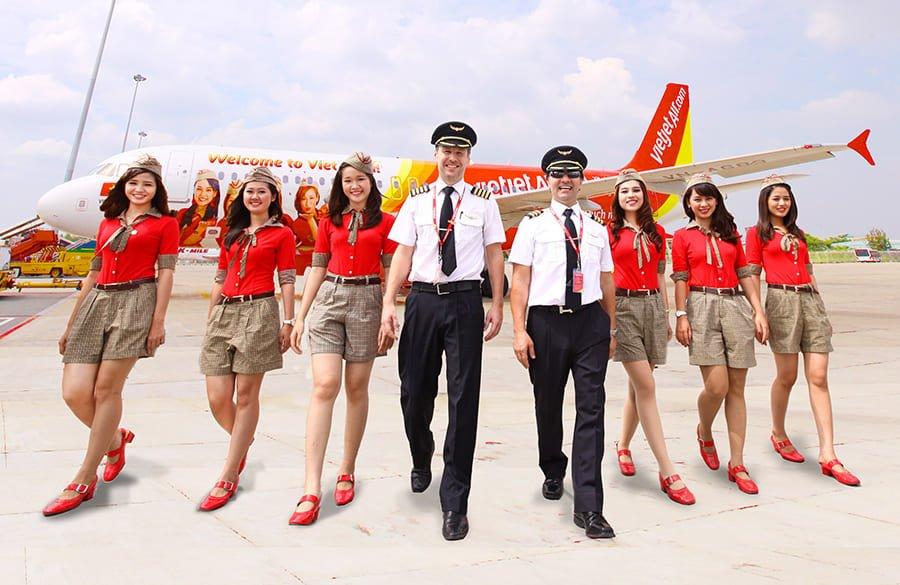 Vietjet Air thông báo tăng tần suất Tết Nguyên Đán 2021
