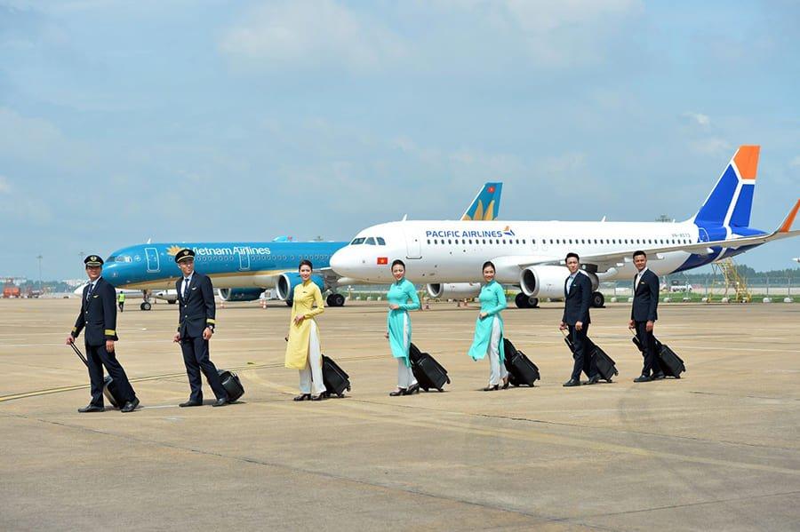 Vietnam Airlines triển khai Giá chiến thuật lệch đầu Tết VN*BL