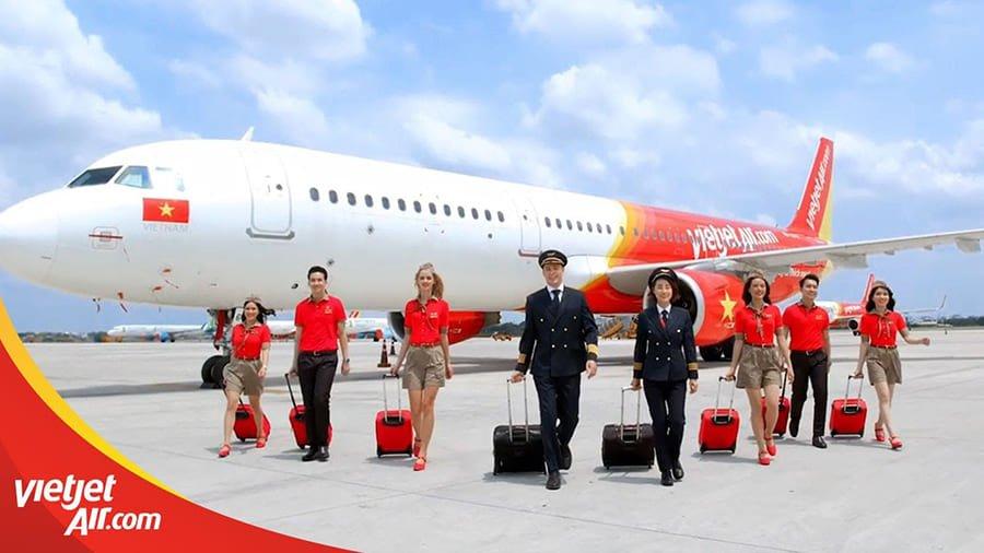 Vietjet Air tặng 20kg hành lý trên toàn mạng bay nội địa