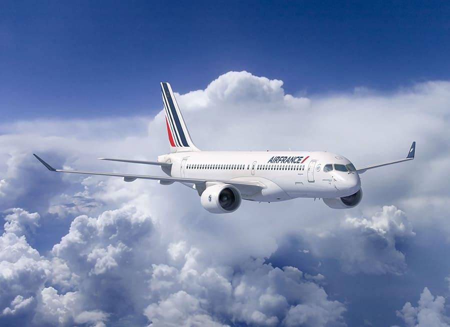 AirFrance KLM cập nhật lịch bay Outbound tuyến SGN - CDG transit tại BKK