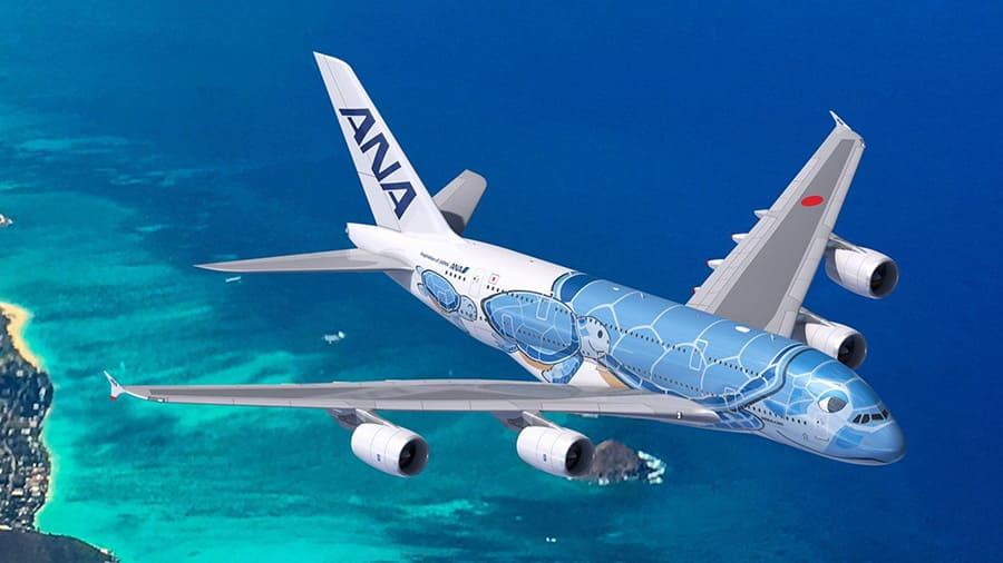All Nippon Airways cập nhật lịch bay giữa VN - Nhật Bản & Mỹ