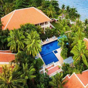 Combo - Phú Quốc LA VERANDA Resort 5 sao - Vé máy bay