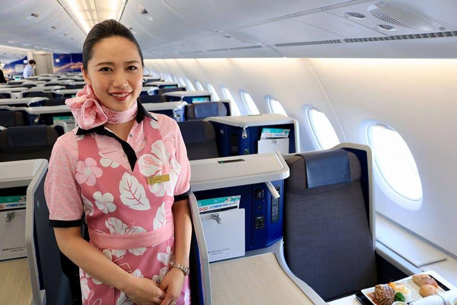 All Nippon Airways triển khai ưu đãi thêm hành lý ký gửi