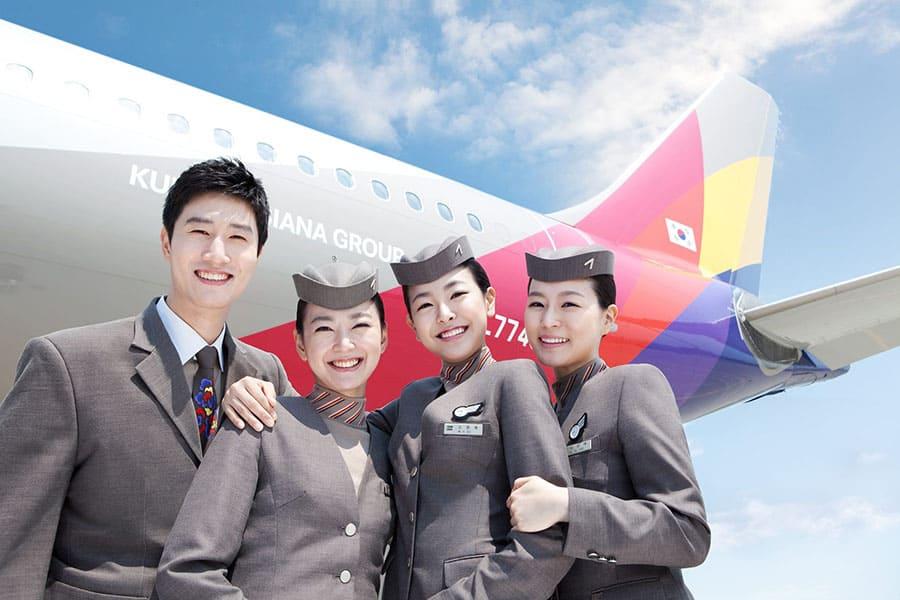 Asiana Airlines thông báo cập nhật lịch bay outbound tháng 03/2021