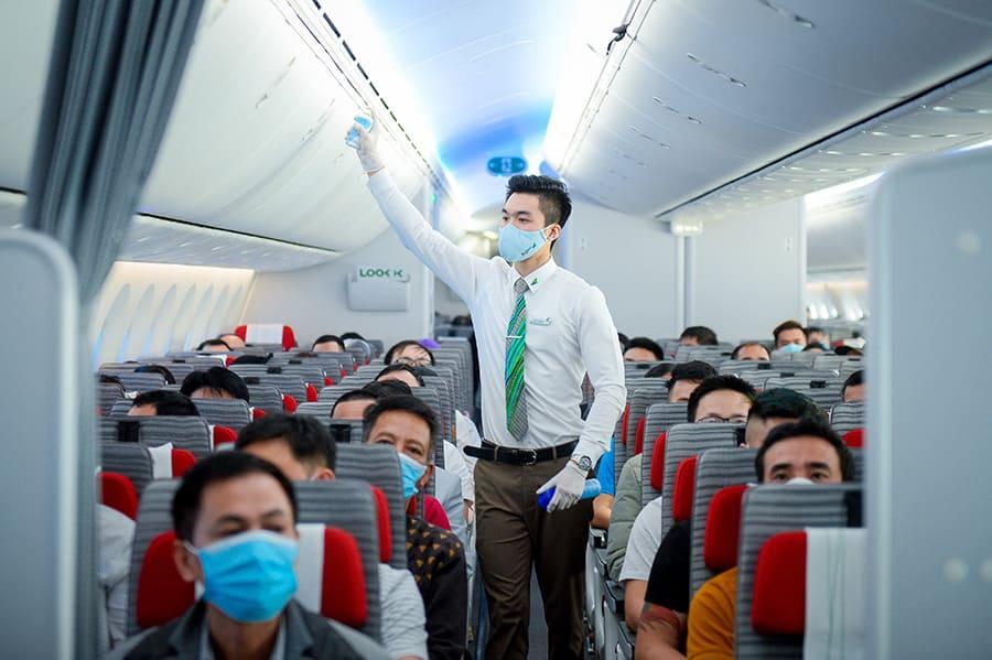 Bamboo Airways mua chiều đi tặng chiều về đường bay TP. HCM - Đà Lạt