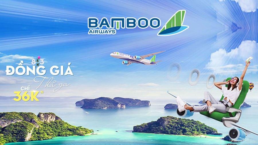Bamboo Airways thông báo chương trình mừng ngày Quốc tế phụ nữ