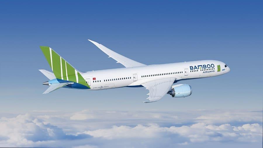 Bamboo Airways triển khai khuyến mãi cho các đường bay VCA - UIH/DAD/HPH
