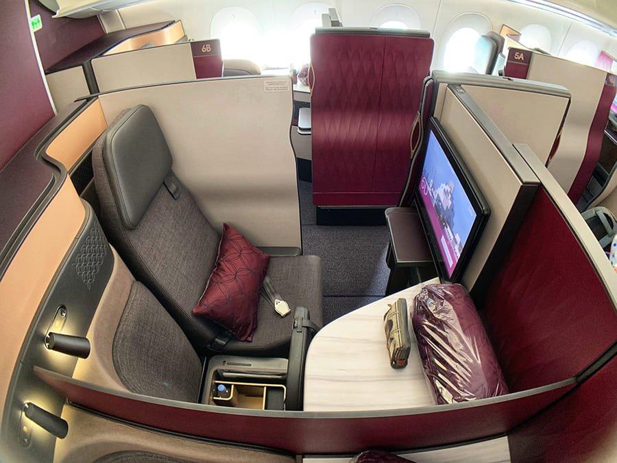 Qatar Airways cập nhật tần suất bay và lịch khai thác đến Hoa Kỳ
