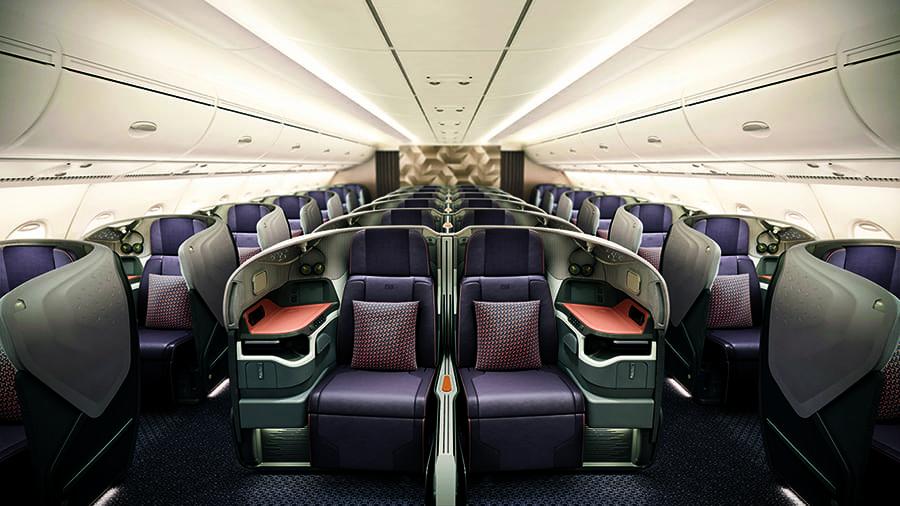 Singapore Airlines cập nhật lịch inbound vào Việt Nam từ 01/02/2021