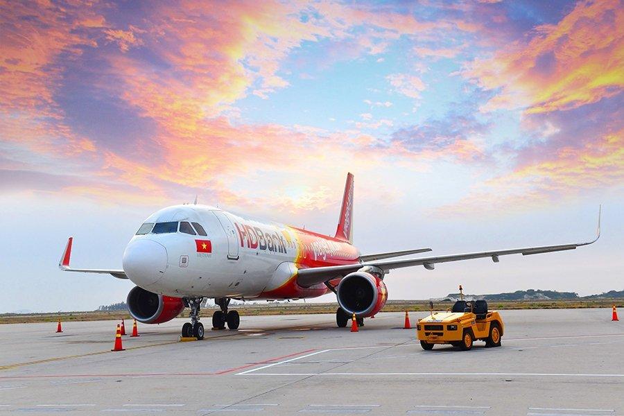 Vietjet Air mở mới và khai thác lại hàng loạt đường bay đến Phú Quốc