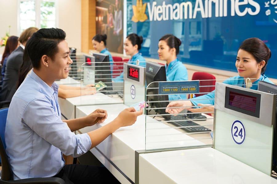 Vietnam Airlines - Group nối chuyến qua Cần Thơ đi - đến Côn Đảo