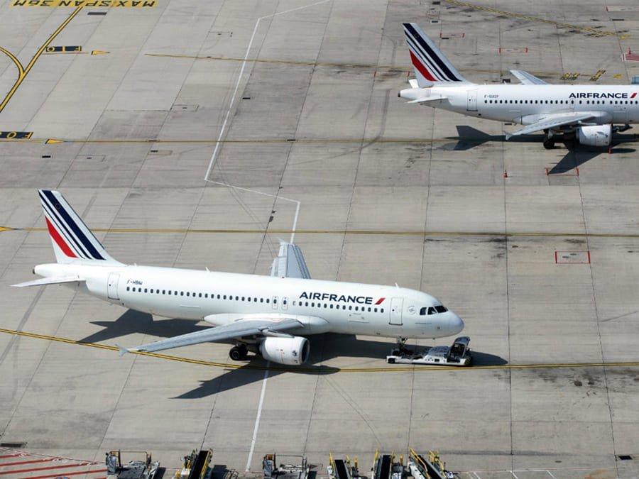 AirFrance thông báo cập nhật lịch bay mùa hè đến tháng 10/2021