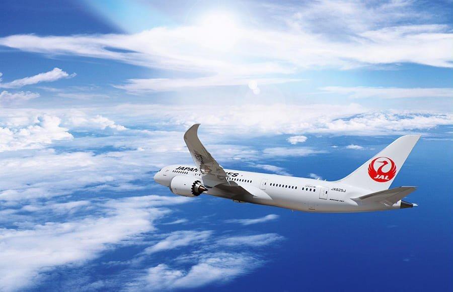 Japan Airlines ưu đãi thêm một kiện hành lý đến Nhật Bản