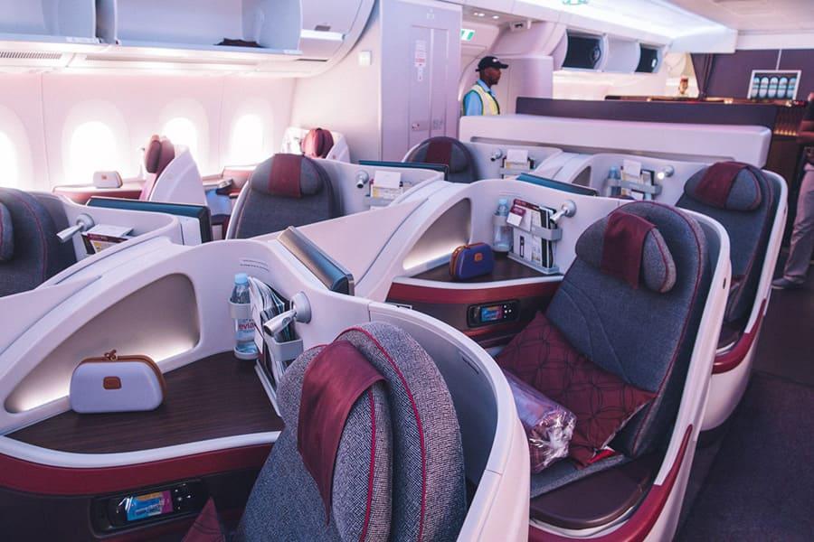 Qatar Airways hỗ trợ Voucher ăn uống cho hành trình tại Doha
