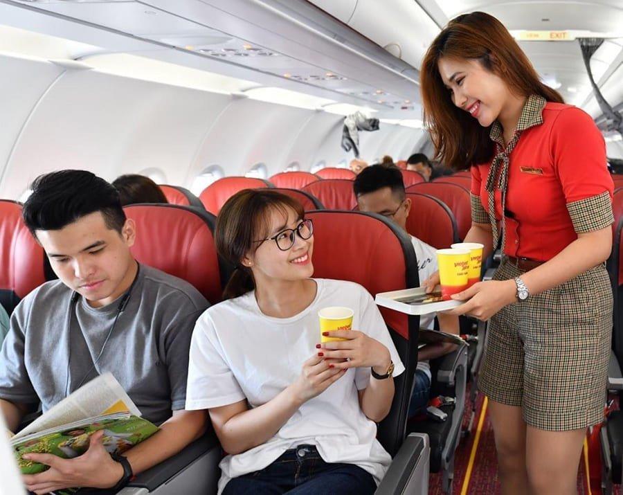 Vietjet Air triển khai tặng 20KG hành lý trên toàn mạng bay Nội địa