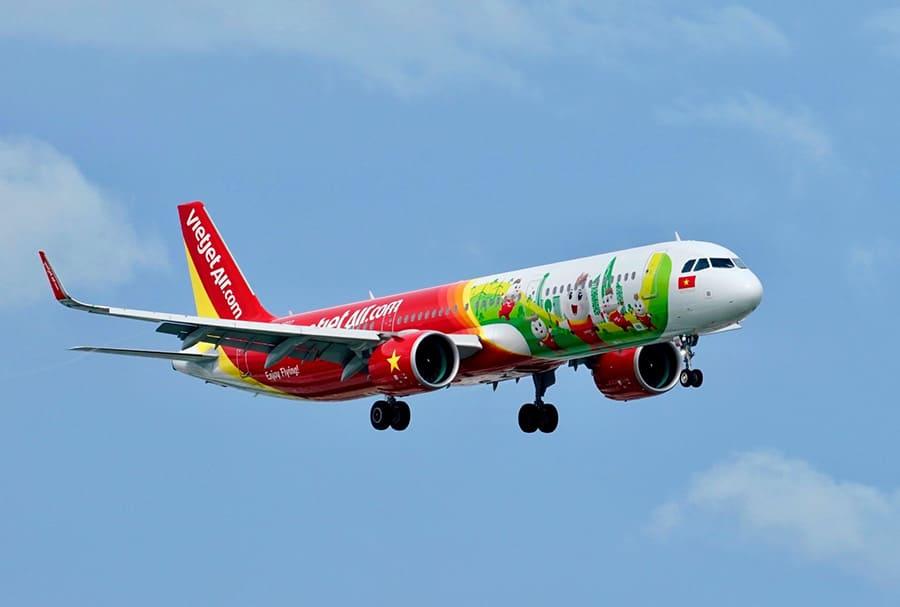 Vietjet Air triển khai tặng Bảo hiểm bay an toàn từ 23/04/2021