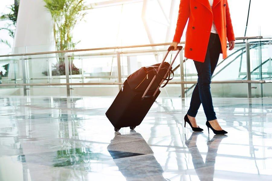 All Nippon Airways đặc biệt ưu đãi thêm hành lý ký gửi đến Mỹ (Nguồn: sưu tầm)