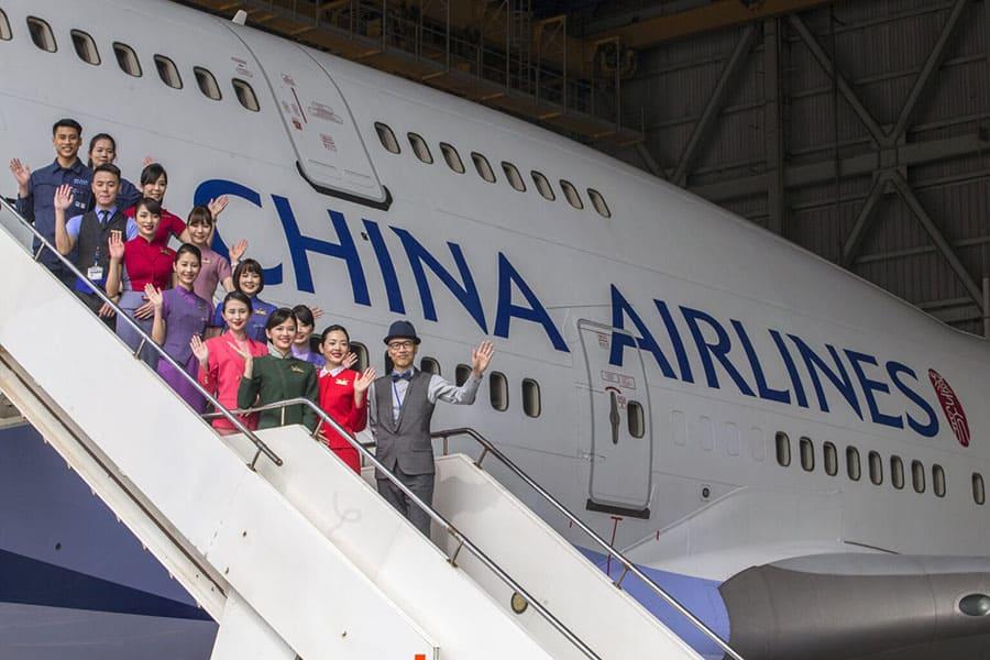 China Airlines thông báo cập nhật lịch bay Inbound/Outbound