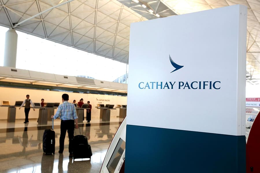 Cathay Pacific mở chuyến bay Outbound trong tháng 06/2021