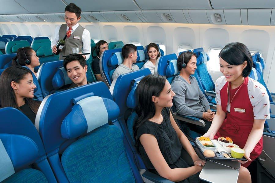 Cathay Pacific mở lại chuyến bay từ London - Heathrow đến Hong Kong