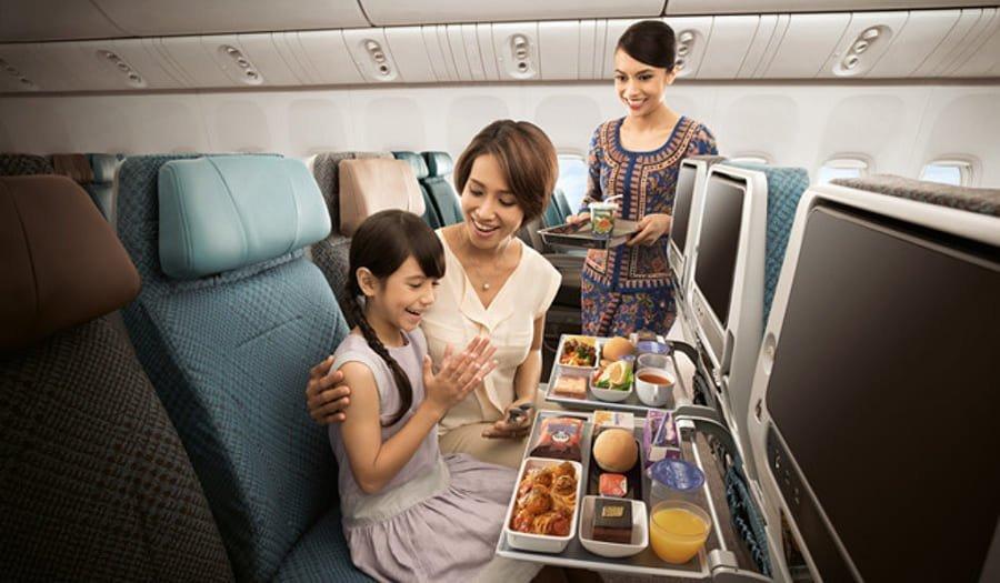 Singapore Airlines cập nhật lịch bay nhận khách inbound vào Việt Nam