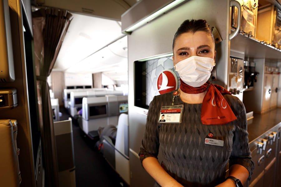 Turkish Airlines cập nhật lịch bay SGN/HAN - IST đến tháng 08/2021