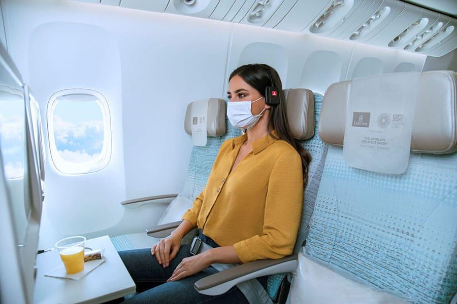 Emirates thông báo cập nhật đường bay đi châu Âu tháng 07/2021