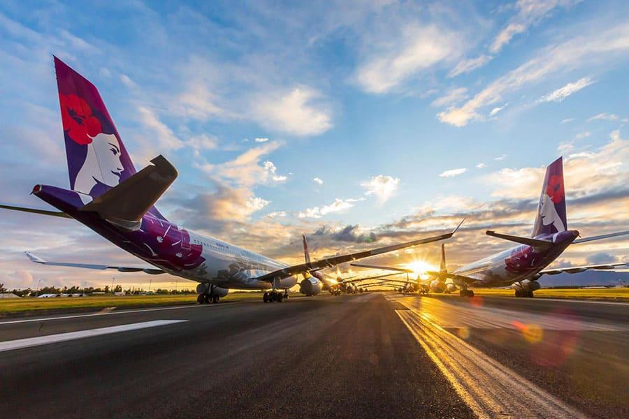 Hawaiian Airlines cập nhật lịch bay, giá vé và chính sách miễn trừ