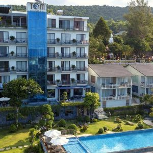 Combo – Phú Quốc 4N3Đ Tom Hill Resort & Spa (***) – Vé máy bay khứ hồi