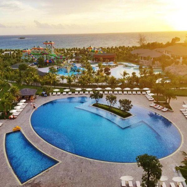 Combo – Phú Quốc 4N3Đ Vinoasis Resort (*****) – Vé máy bay khứ hồi