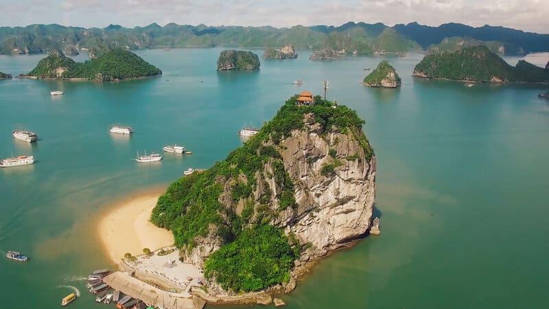 Thăm Đảo Ti Tốp