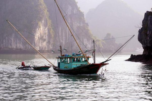 Khám phá làng chài Vung Viêng
